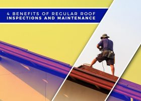 4 Benefits of Regular Roof Inspections And Maintenance