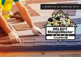 4 Benefits of Working With SELECT ShingleMasters