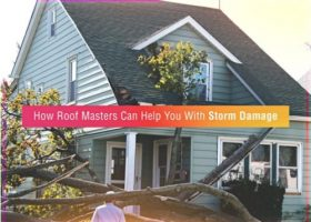 How Roof Masters Can Help You With Storm Damage