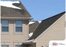 How Winter Affects Pitched and Flat Roofs